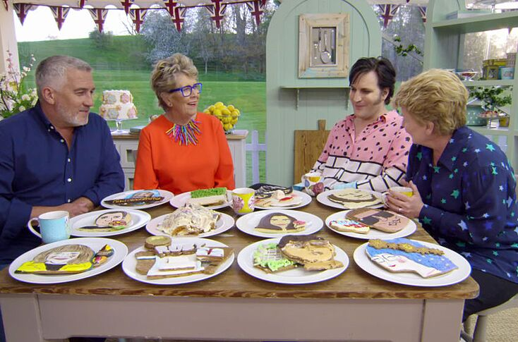 When does Great British Bake Off TV show begin?