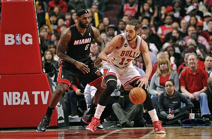 Former Florida Gator Joakim Noah Continues to Lead the Surging Chicago Bulls a85e7dcad