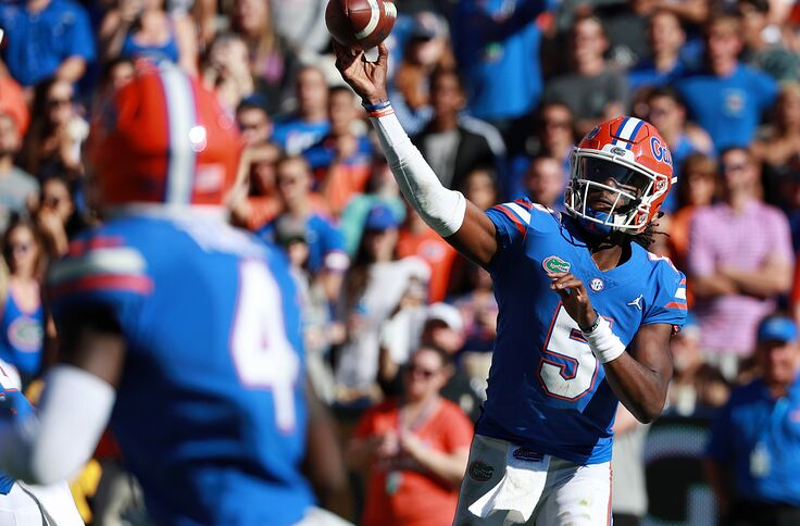 Uf Football Schedule 2020 Home.Florida Football Gators Have An Interesting Non