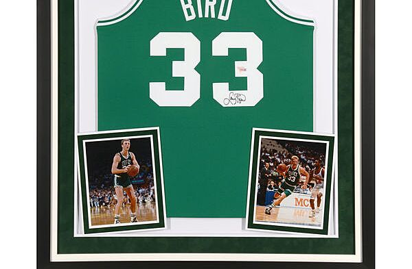 98f0514aa Boston Celtics Gift Guide  10 must-have Larry Bird items