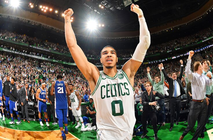 The Boston Celtics Will Be The Team To Win The Eastern