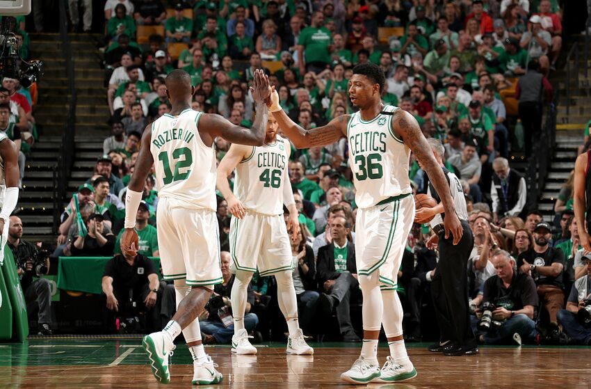 8bb36d183a60 The Boston Celtics bench led by Marcus Smart and Terry Rozier will be a key  factor