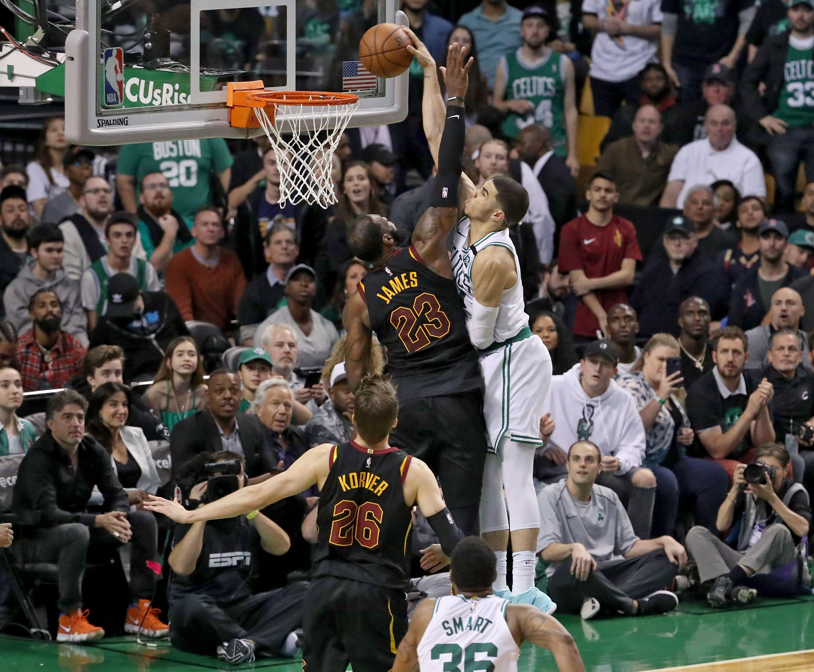 Boston Celtics: Playoff run puts Jayson Tatum at head of rookie class