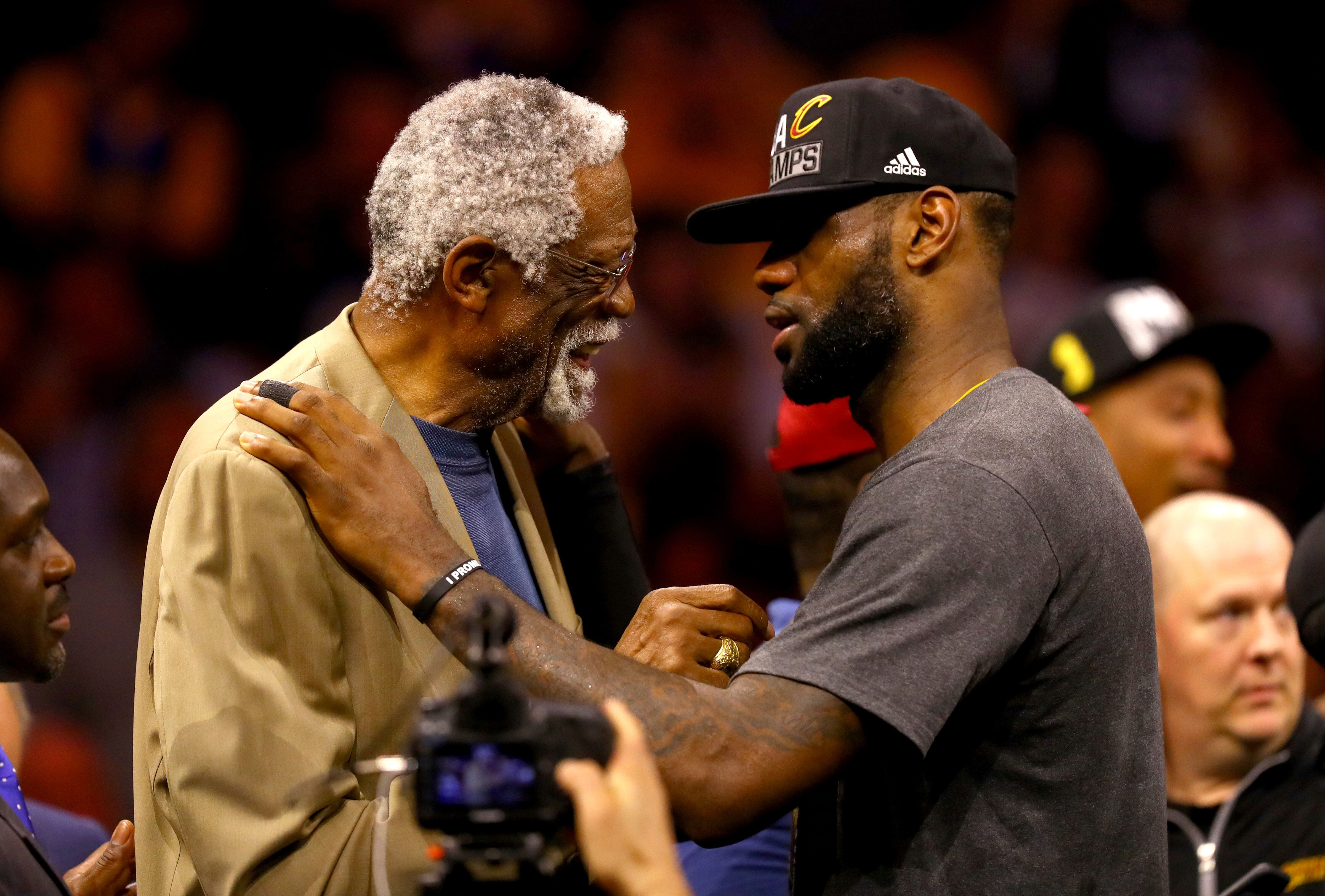 Michael Jordan Confirms Bill Russell is the Real GOAT