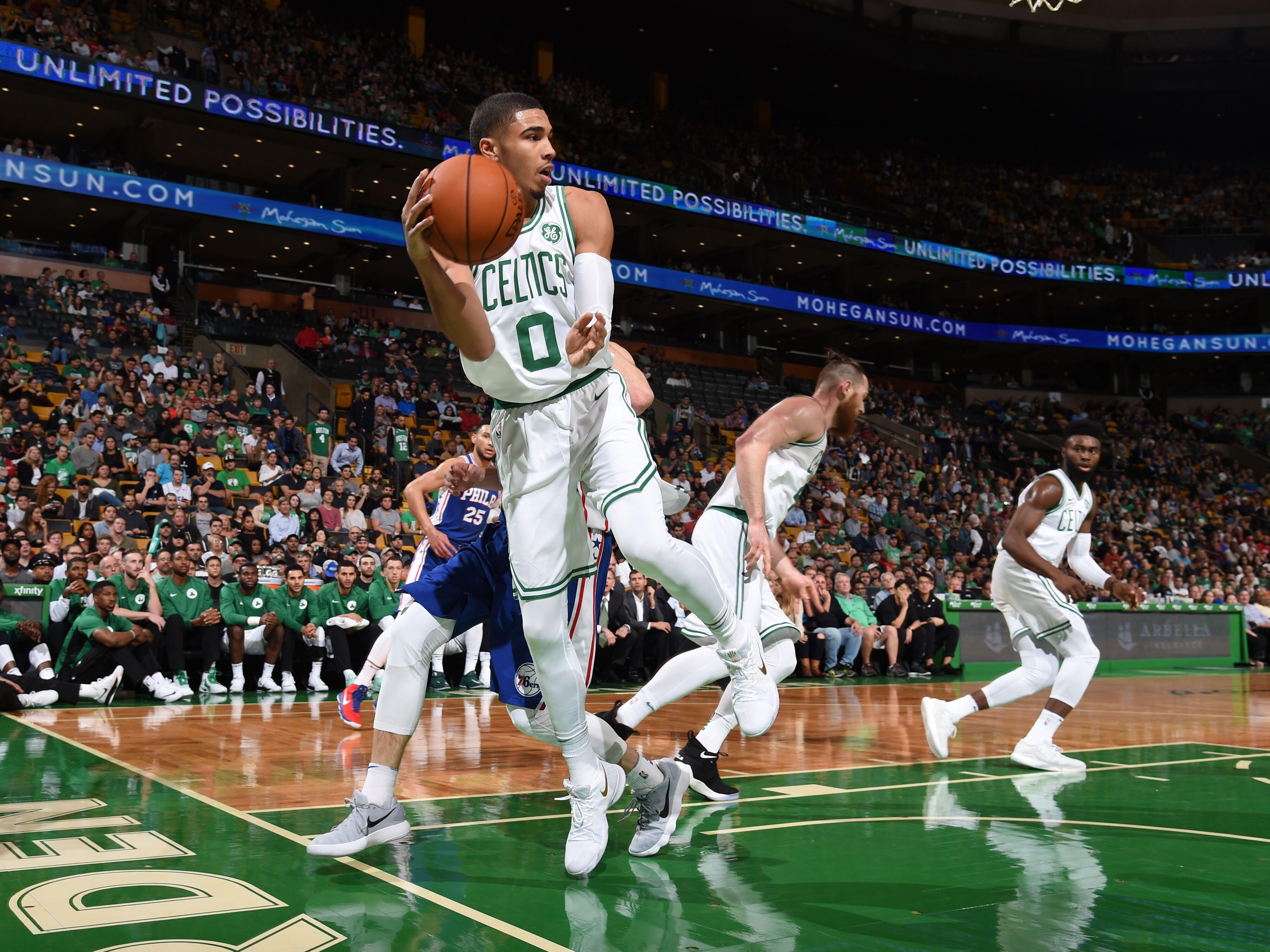 Sixers Belum Mampu Kalahkan Celtics