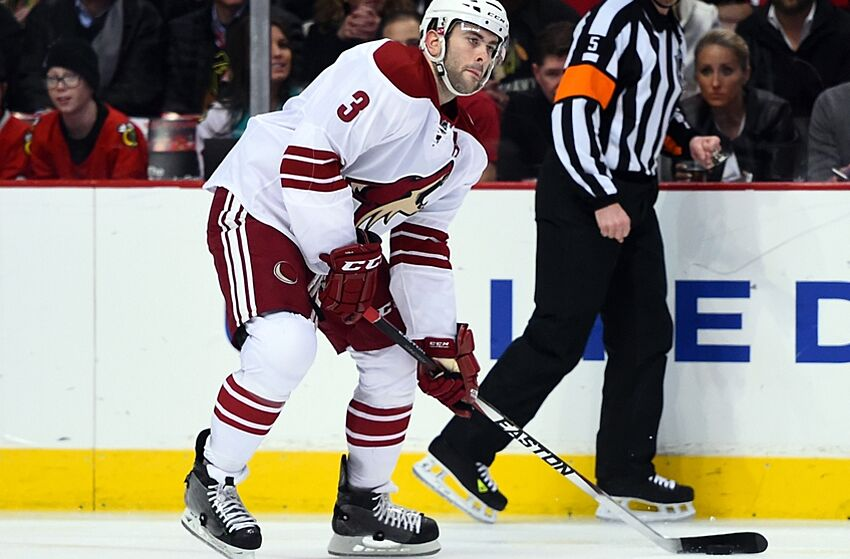 NHL Trade Deadline  Possible Destinations For Keith Yandle 9d5bcd225