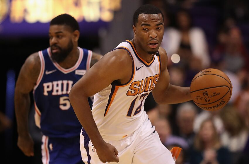 18e77c127a5 Phoenix Suns  What Will Happen to T.J. Warren s Playing Time