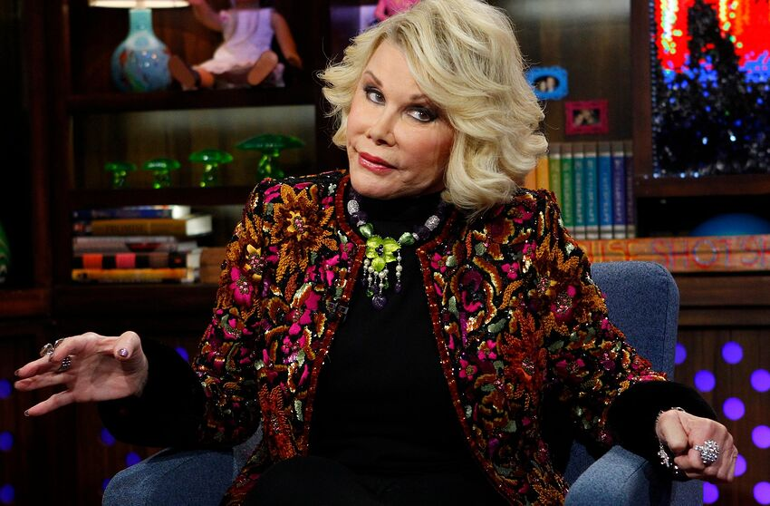 Joan Rivers Fashion Police Photo E Entertainment Television