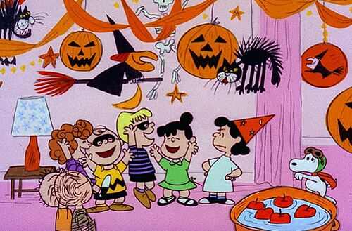 its the great pumpkin charlie brown abc