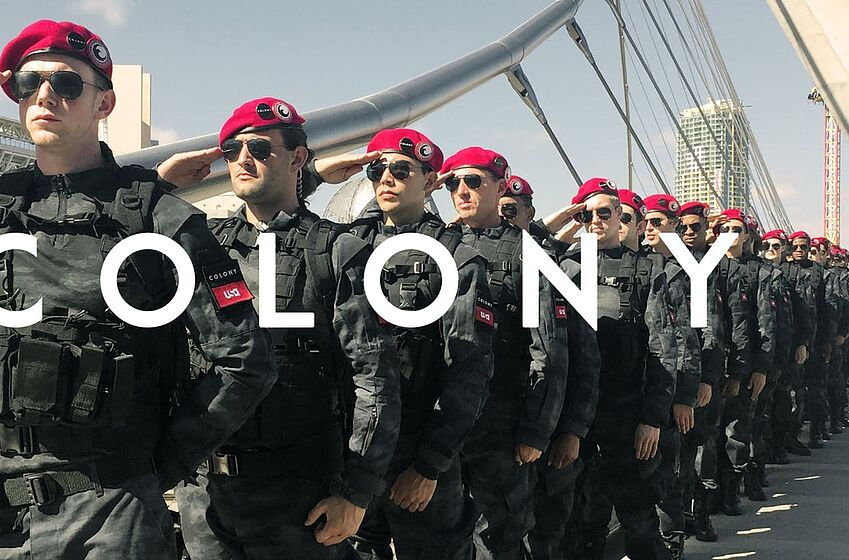 Colony Season 1 Episode 3 Live Stream Watch Online