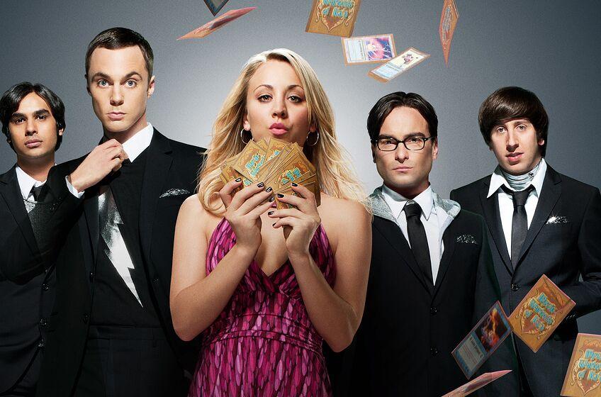 Big Bang Theory Stream Season 9