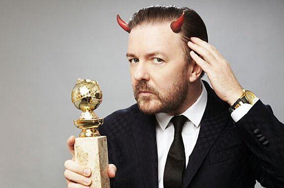 The Golden Globes - NBC