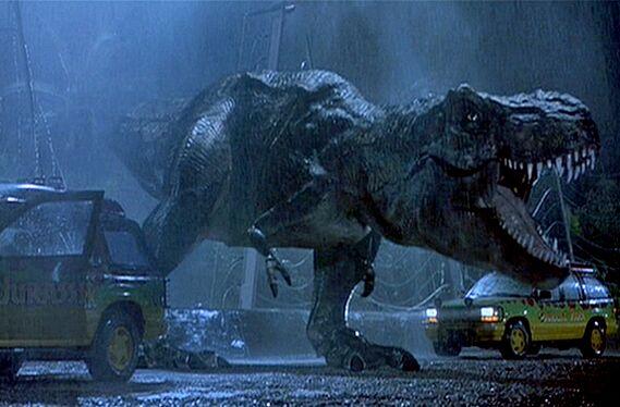 Jurassic Park. Photo: Universal