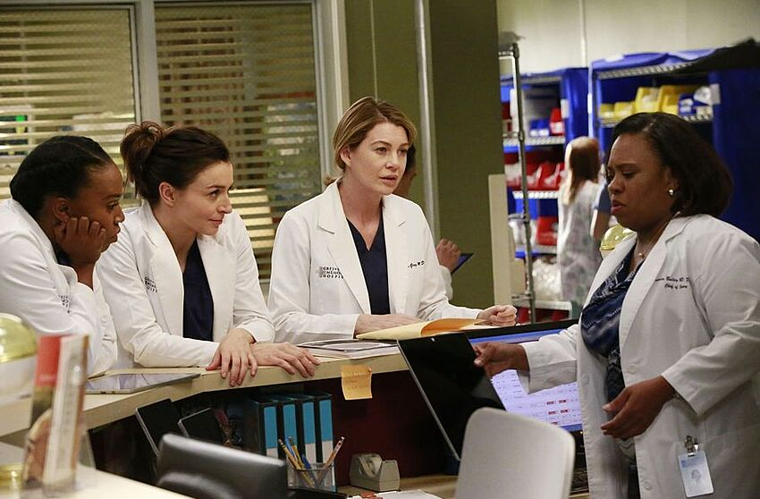 Greys Anatomy Season 12 Episode 12 Live Stream