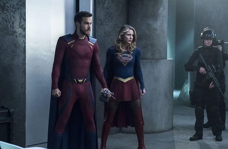 Supergirl season 3, episode 21 recap: Going home