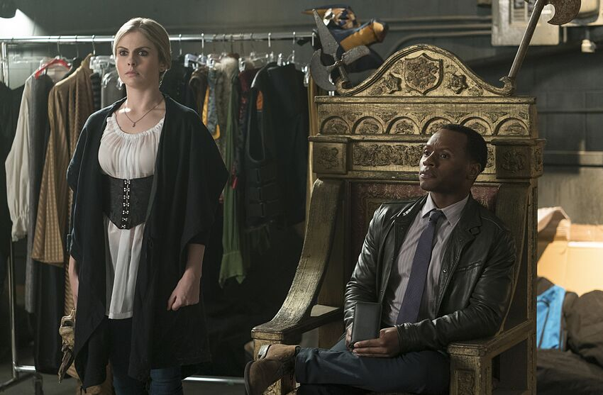 Once Upon A Time returns to ABC with three queens of Disney darkness:  Maleficent, Cruella De Vil and Ursula.
