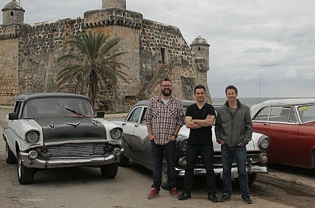 Top Gear Courtesy Of Bbc Worldwide