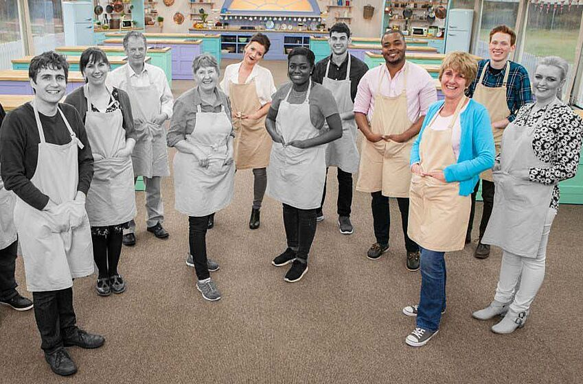 Photo Credit The Great British Bake Off Bbc One Acquired From Media Centre