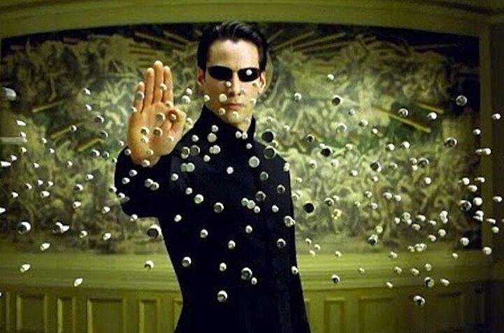 retro review friday the matrix reloaded