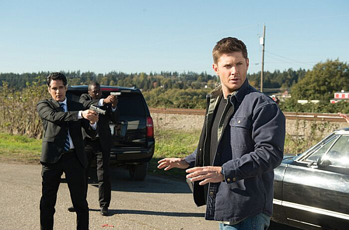 Photo Credit: Supernatural/The CW Image Acquired from CW TV PR