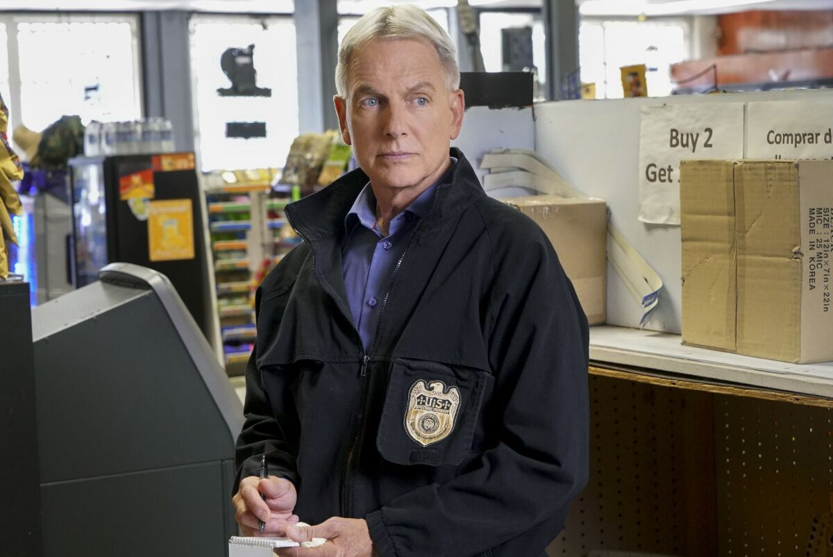 Photo Credit: NCIS/CBS Image Acquired from CBS Press Express