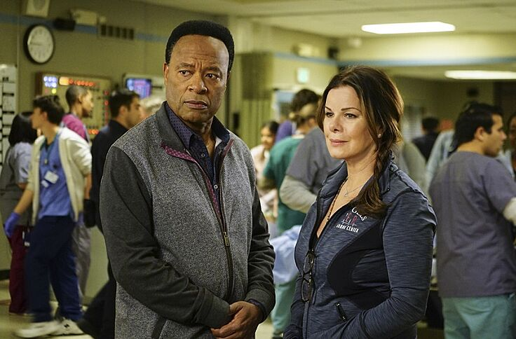 Code Black' Season 2, Episode 13 Recap: 'Unfinished Business'