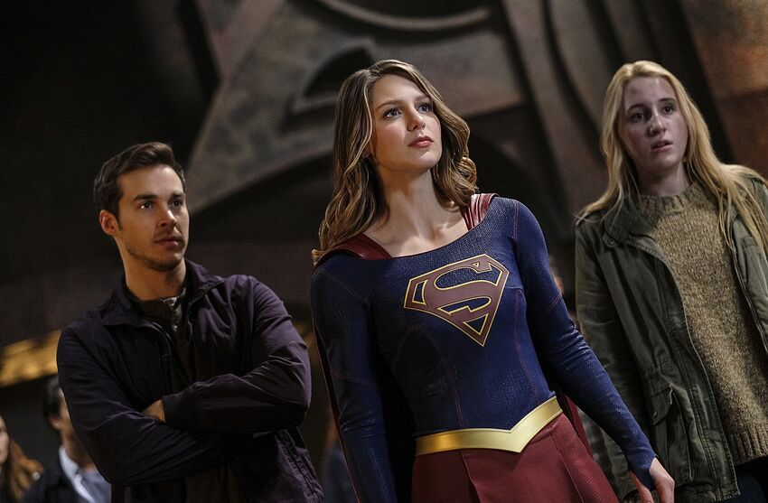Photo Credit: Supergirl/The CW, Acquired From CW TV PR