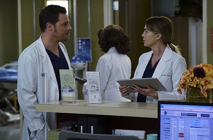Is Abcs Greys Anatomy New Tonight Thursday March 9