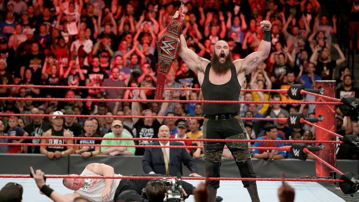 Braun Strowman Universal Championship