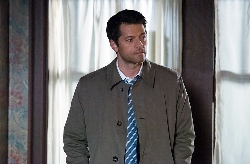 supernatural creature of the week the angel castiel