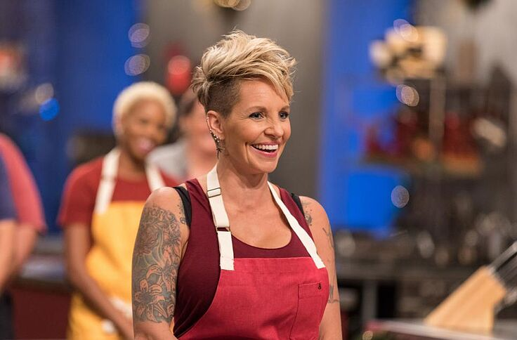 Holiday Baking Championship: Unfair that Amy Strickland is