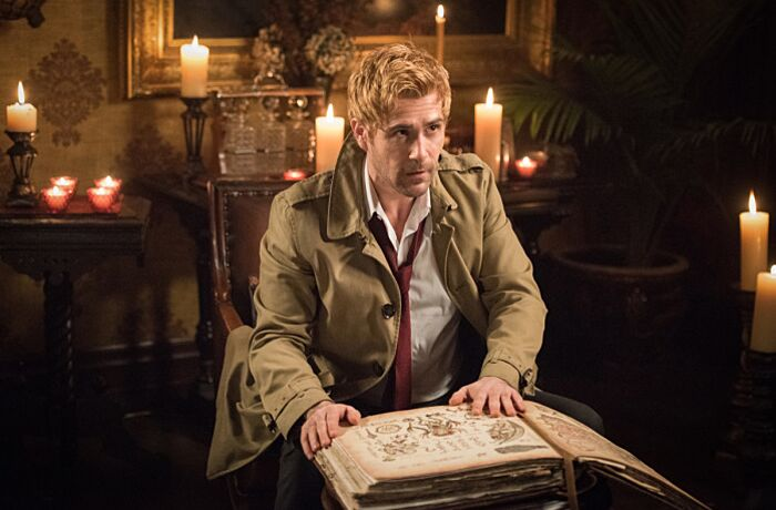 Constantine: City of Demons review: A good beginning