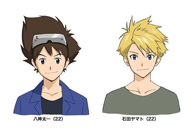 digimon tri season 2 characters