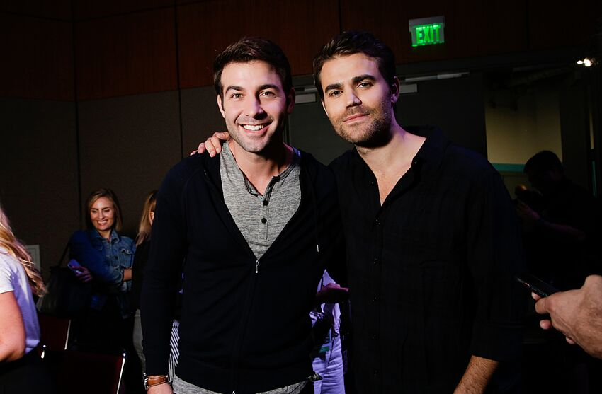 Tell Me A Story stars James Wolk, Paul Wesley discuss new ...