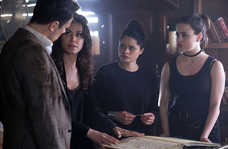Charmed: Will Macy and Harry get together in Season 2 of