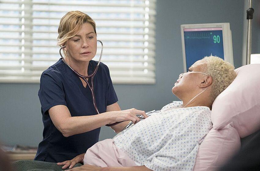 Grey\'s Anatomy Season 15 premiere: Hail to the new chief