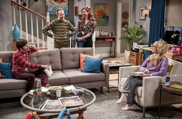The Big Bang Theory Season 12, episode 3: Bombshells and