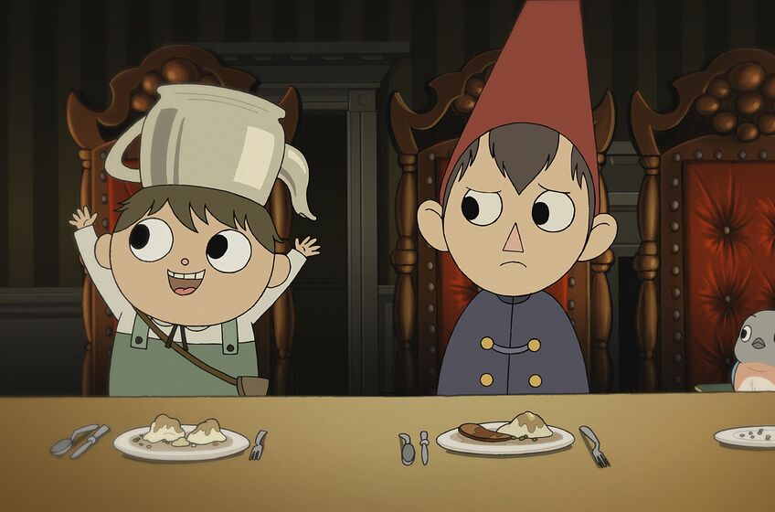 Why over the garden wall is the perfect autumn watch on hulu for Over the garden wall episode 9