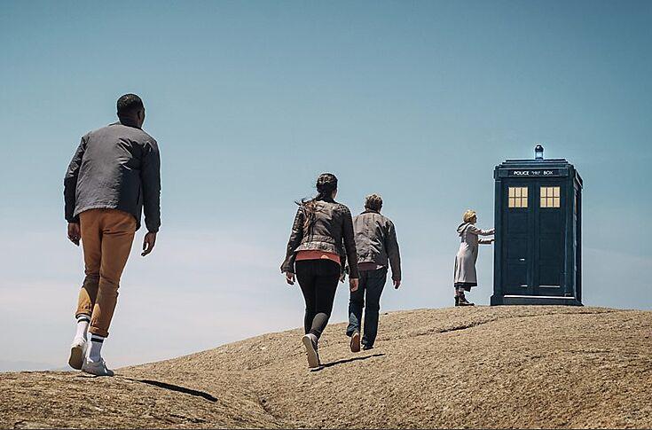 Doctor Who season 11, episode 2 recap with spoilers: Planet