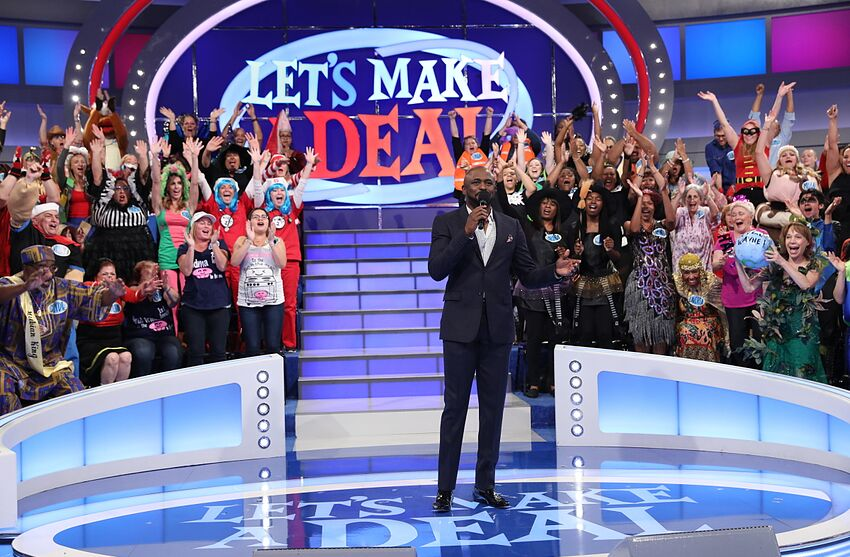 Let's Make A Deal Mother's Day Special Exclusive Clip: The