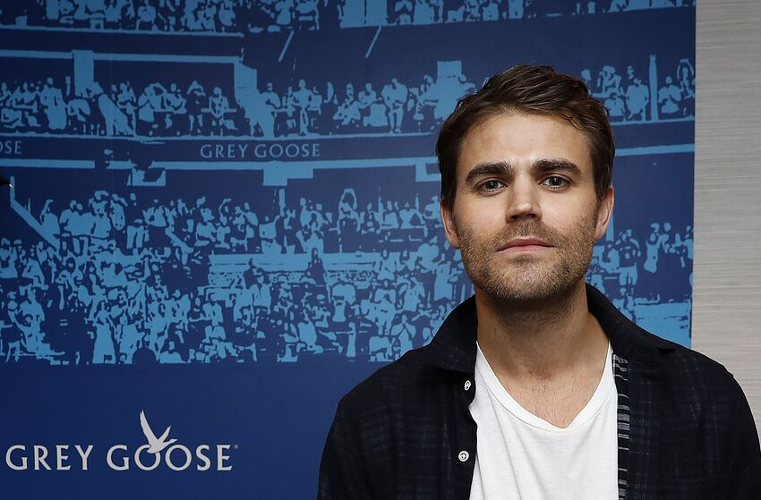 NEW YORK, NY - SEPTEMBER 02: Actor Paul Wesley attends the Grey Goose Suite at the Arthur Ashe Stadium on September 2, 2018 in the Flushing neighborhood of the Queens borough of New York City.(Photo by Michael Owens/Getty Images for Grey Goose)