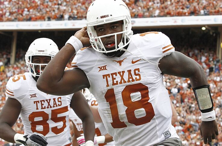 Texas longhorns is this tyrone swoopes last stand
