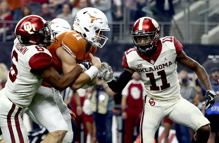 Top Linebacker Recruits 2020.Texas Football This Is Where Horns Start To Overtake Oklahoma In