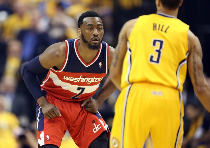 John Wall Elite Defender 5 2014 Indianapolis Usa Indiana Pacers