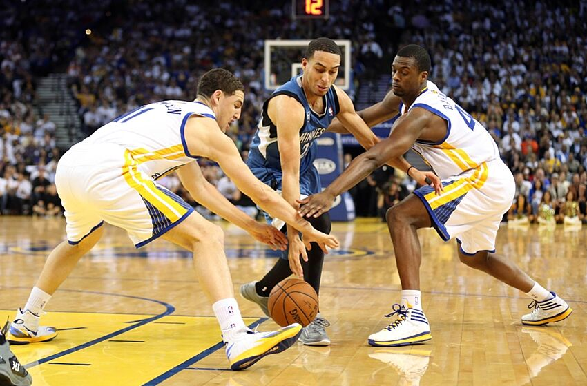 9b942d1e4364 Golden State Warriors  A Look Back At First-Round Picks