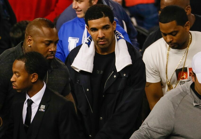 Kentucky Basketball The Regular Season As Told By Drake: Toronto Raptors And Kentucky Must Be Careful With Drake