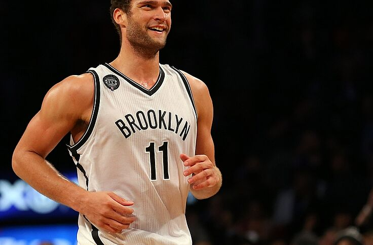 on sale 9908f 98392 Brooklyn Nets: Does Brook Lopez Belong On The Bench?