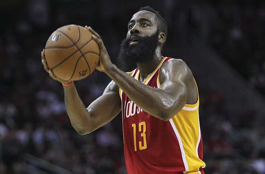 375b6ab79c86 James Harden Among Most Prolific Free-Throw Shooters Ever