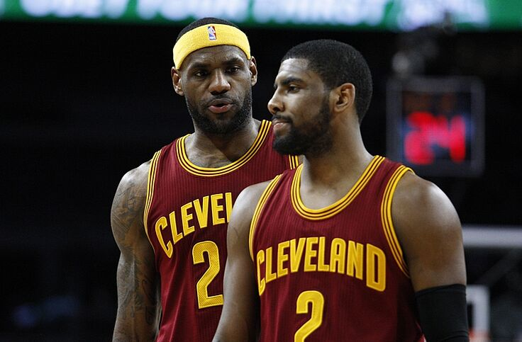 finest selection 27e08 f71c5 Cleveland Cavaliers Guide: Franchise History, Social Media
