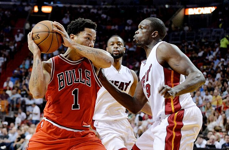the latest 4427f 9a2e2 Chicago Bulls: The Fool's Gold That Is Derrick Rose